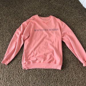 Southern Marsh sweatshirt